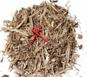 Coarse Mulch Shredded Bark