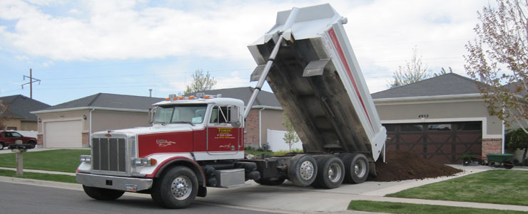 Top Soil Delivery